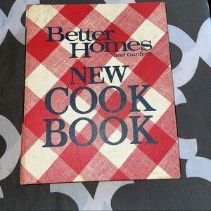 1968 Better Homes & Gardens New Cook Book